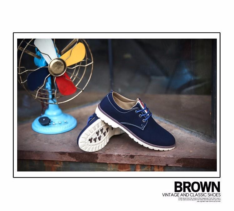 Giày lười nam chuẩn - GN211 2