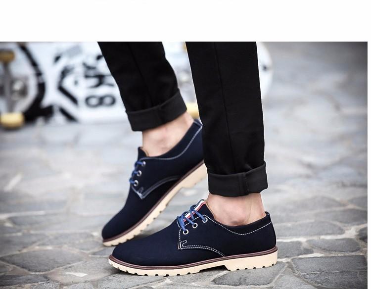 Giày lười nam chuẩn - GN211 5