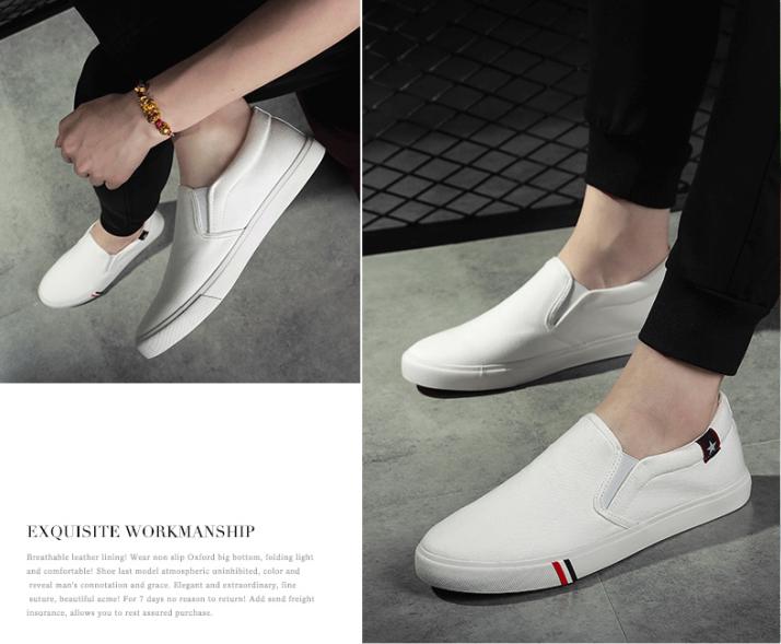 Giày lười Nam - GL03T 5