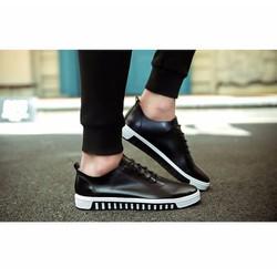 Giày nam trẻ trung, phong cách
