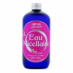 Nước tẩy trang dịu nhẹ - Eau Micellar 500ml - Christian Lenart