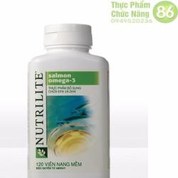 Thực phẩm bổ sung Nutrilite Salmo - 3 Amway chính hãng giá rẻ