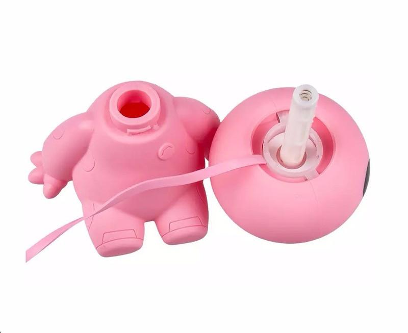 Máy tạo độ ẩm kiêm đèn ngủ Big Hero Humidifier quạt hơi nước mini 6
