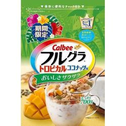 Ngũ cốc hoa quả Calbee 700g