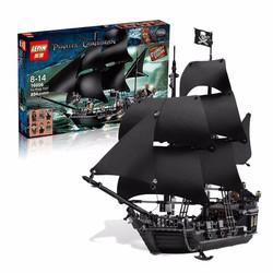 Bộ lắp ráp LEPIN tàu ngọc trai đen