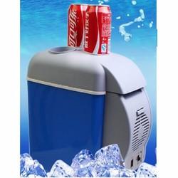 Tủ lạnh mini ô tô du lịch gia đình 7.5L