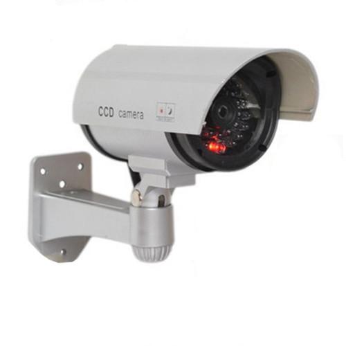 Camera thân dài mô hình dọa trộm CCD