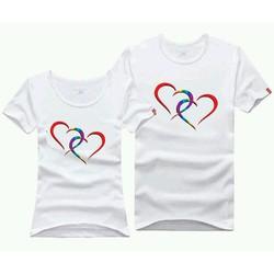 2 áo đôi yêu thương