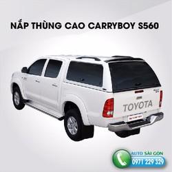 NẮP THÙNG CAO CARRYBOY S560 TOYOTA HILUX