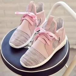 Giày thể thao nữ cực hot hồng
