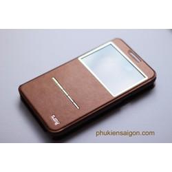 Bao da Galaxy Note 3 hiệu DRay cảm ứng
