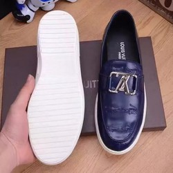 Giày lười nam phong cách mạnh mẽ nam tính