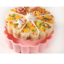 Khuôn làm xôi, thạch rau câu, Sushi tiện lợi
