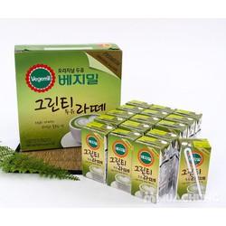 Sữa đậu nành Trà Xanh Hàn Quốc Vegemil