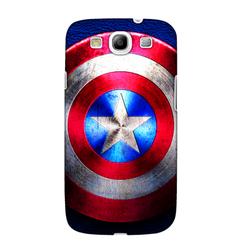 Ốp lưng điện thoại Samsung-Galaxy S3 - Caption America