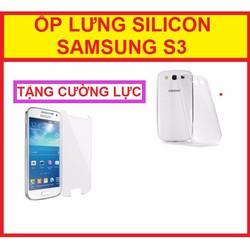 ỐP LƯNG SILICON S3
