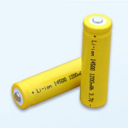 Pin sạc Lithium-ion 14500