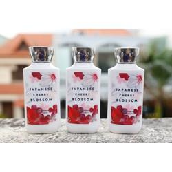 Sữa dưỡng thể Japanese cherry BLOSSOM 236ml
