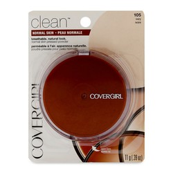 Phấn Nền CoverGirl Clean Pressed Powder 105