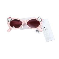 Mắt kính bé gái in kitty hồng xinh xắn