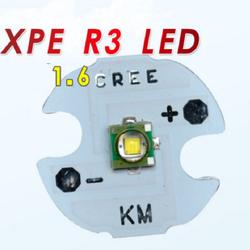 Bóng led đèn pin siêu sáng CREE XPE 3W