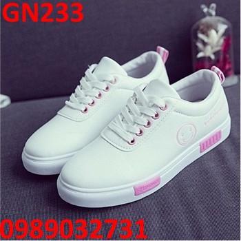 Giày lười nữ phong cách thể thao - GN233