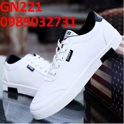 Giày lười nam phong cách thể thao - GN221