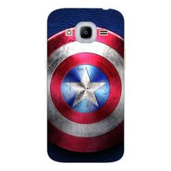Ốp lưng điện thoại Samsung-Galaxy J2 Prime - Caption America