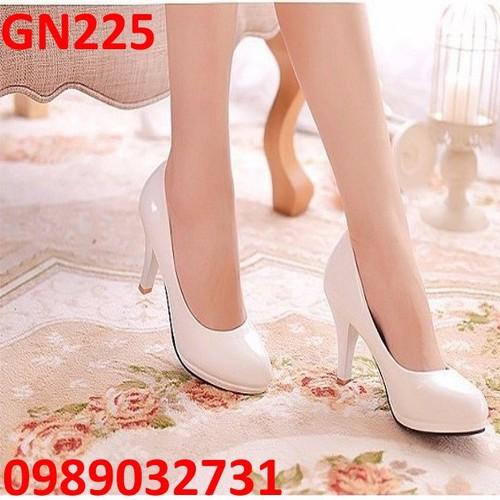 Giày cao gót nữ 7 phân - GN225 - 4264729 , 5586090 , 15_5586090 , 300000 , Giay-cao-got-nu-7-phan-GN225-15_5586090 , sendo.vn , Giày cao gót nữ 7 phân - GN225