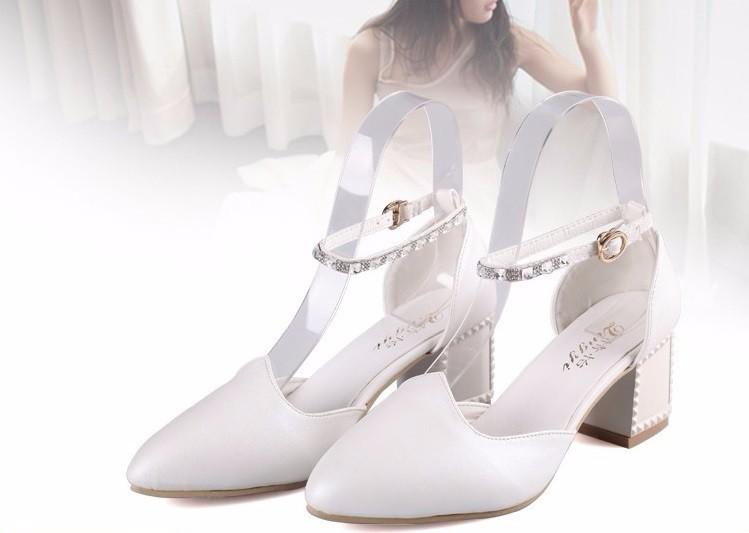 Giày búp bê quai ngọc trai - GN230 3