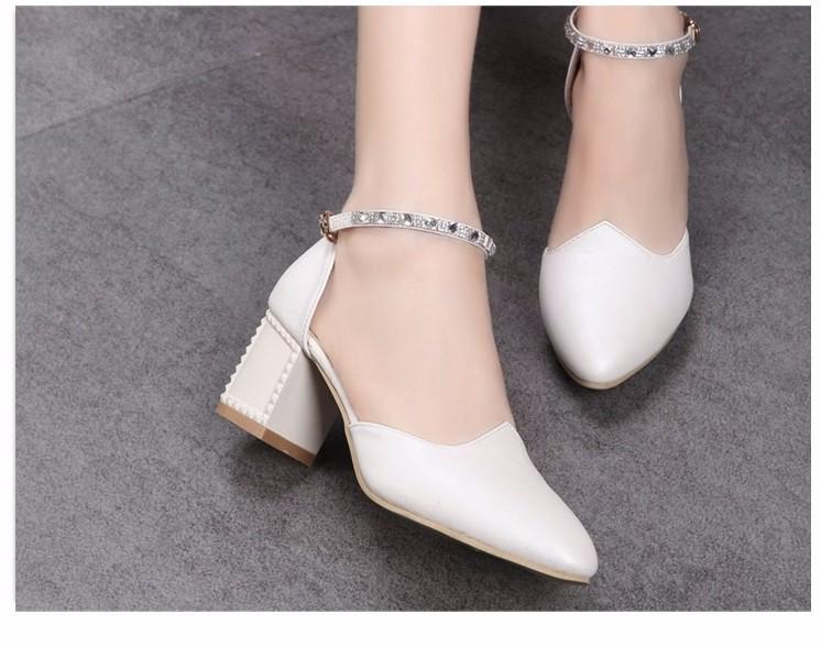 Giày búp bê quai ngọc trai - GN230 2