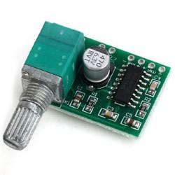 Mạch khuếch đại âm thanh có volume Hifi class D PAM8403 2 kênh 6W