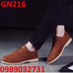 Giày tây nam form chuẩn - GN216