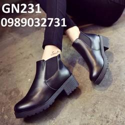 Giày bốt nữ NEW 2017 - GN231