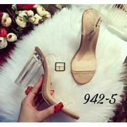 giày cao gót 7 cm