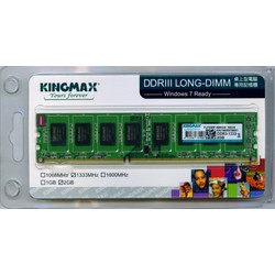 RAM PC DDR3-4GB KINGMAX