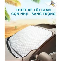 Tấm chống nắng, nóng ô tô