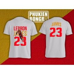Áo bóng rổ Lebron James MVP