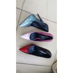 giày cao gót 10cm 3D