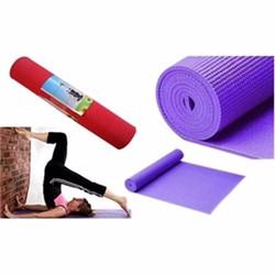 Thảm tập yoga tiện lợi