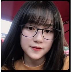 Kính gọng dẻo Hàn quốc - Mắt vuông