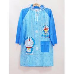 Áo mưa hình Doraemon tiện lợi