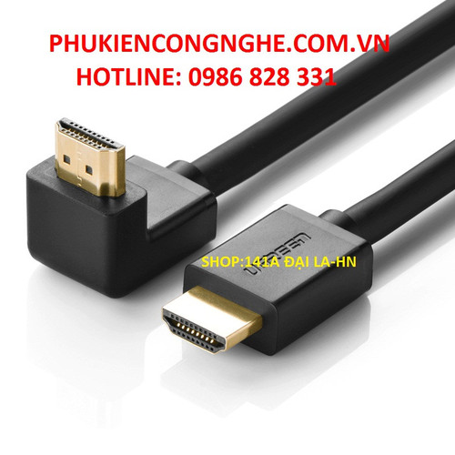 Cáp HDMI dài 3M hỗ trợ 4K, 3D, 1080p chính hãng Ugreen 10122 - 4267337 , 5596283 , 15_5596283 , 205000 , Cap-HDMI-dai-3M-ho-tro-4K-3D-1080p-chinh-hang-Ugreen-10122-15_5596283 , sendo.vn , Cáp HDMI dài 3M hỗ trợ 4K, 3D, 1080p chính hãng Ugreen 10122