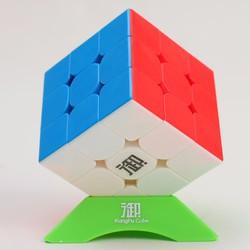 Rubik 3x3 Không viền - Kungfu LongYuan 3x3x3 Stickerless