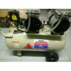 Máy nén khí không dầu 50 lít Việt Pro