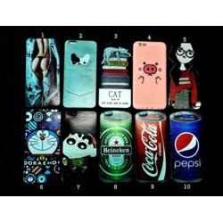 Ốp lưng iPhone 5-5s-Se dẻo hình Độc - Đẹp - Lạ