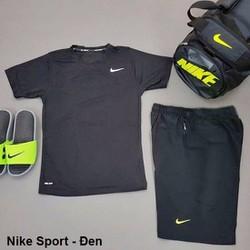 set áo và quần thể thao nam NB100