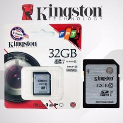 Thẻ nhớ Kingston Micro SDHC - 32G