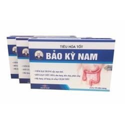Bộ 3 hộp thực phẩm chức năng điều trị các bệnh đại tràng BẢO KỲ NAM