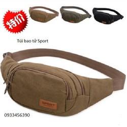 Túi đeo bụng tiện dụng